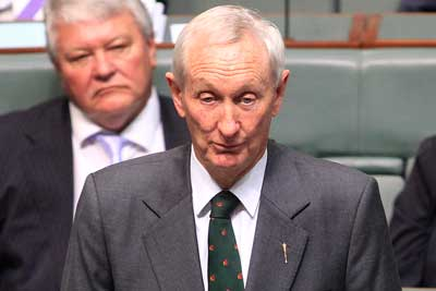 Bruce Scott is another candidate. Photo: AAP