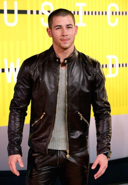 Former boy band member Nick Jonas.