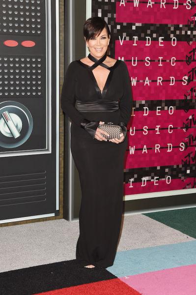 Kardashian matriarch Kris Kardashian.