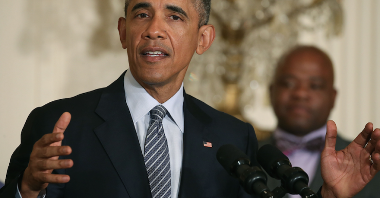 obama climate change plans Getty