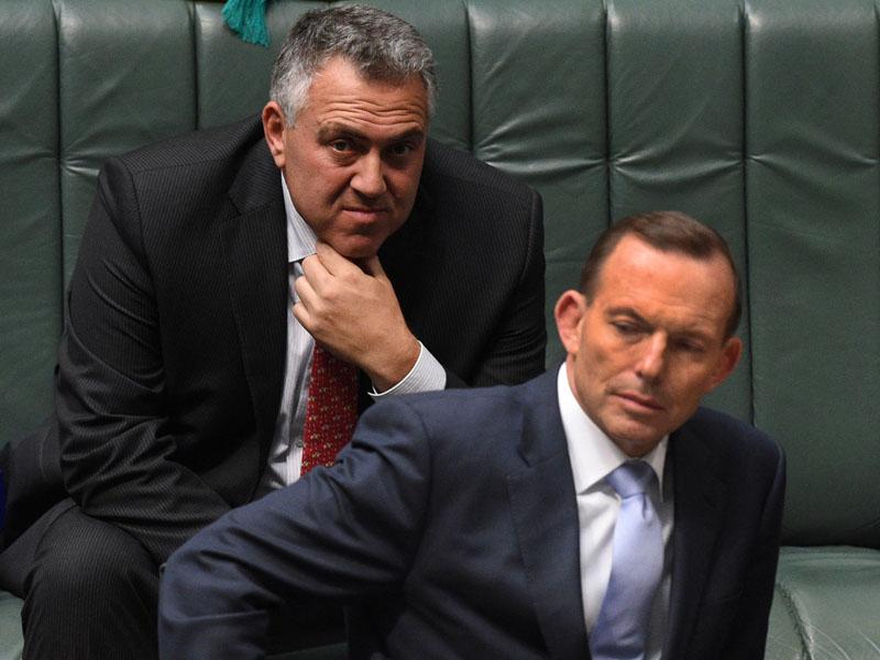 The PM's leadership is teetering on the edge.