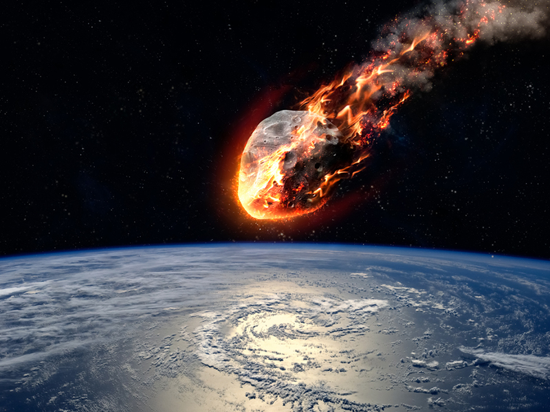 the confusing reports about the potential asteroid hit on earth Impact threat from asteroid apophis cannot be ruled out a report just released by the the risk is growing that earth will be hit by an asteroid from a.