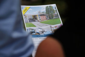 Low house-price growth makes negative gearing less attractive. Getty.