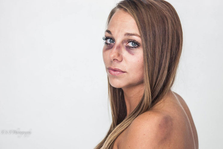 Photographer and school friend Tiffany Thoelke captured candid images of Brooke Beaton. Photo: Twitter