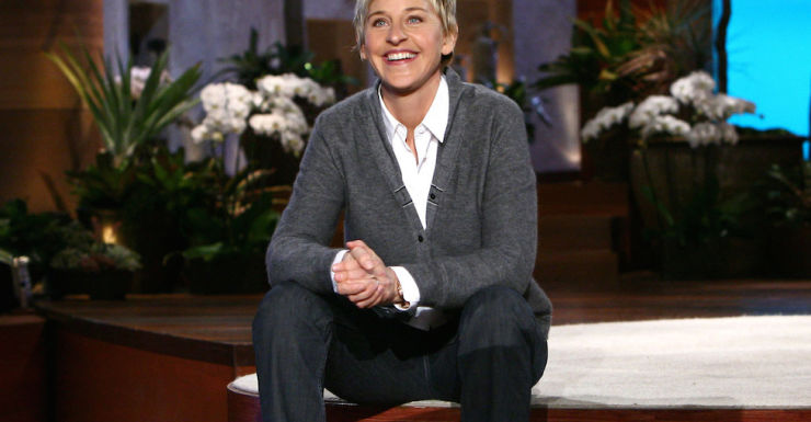Why Everyone Should Dress Like Ellen Degeneres The New Daily