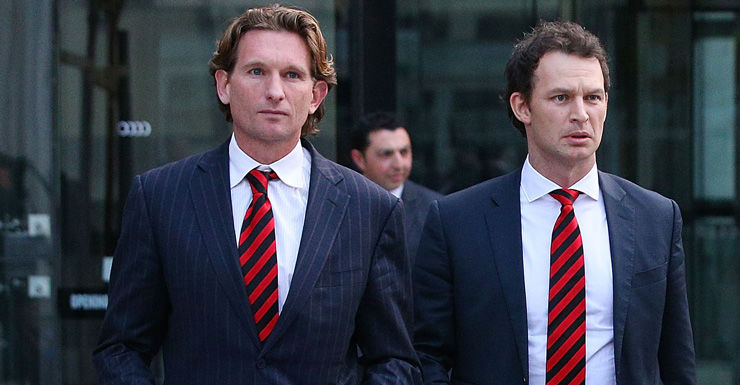 getty xavier campbell james hird