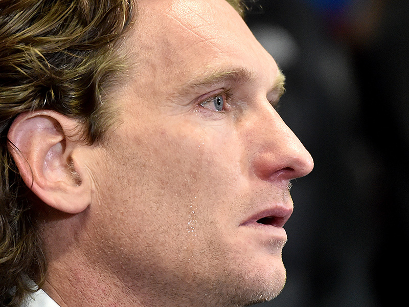AAP, James Hird, resigns, resignation