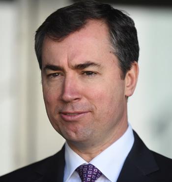 Mr Keenan confirmed  personal details of eight Australians had been hacked.