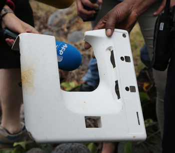Possible MH370 piece found on Reunion Island | The New Daily