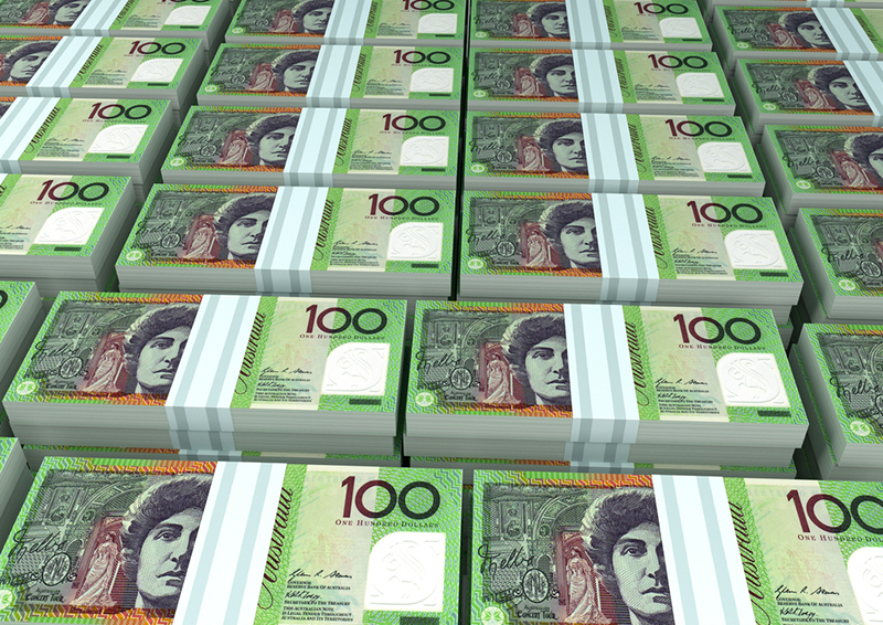 Australia's biggest companies are withholding billions of dollars from the tax man.