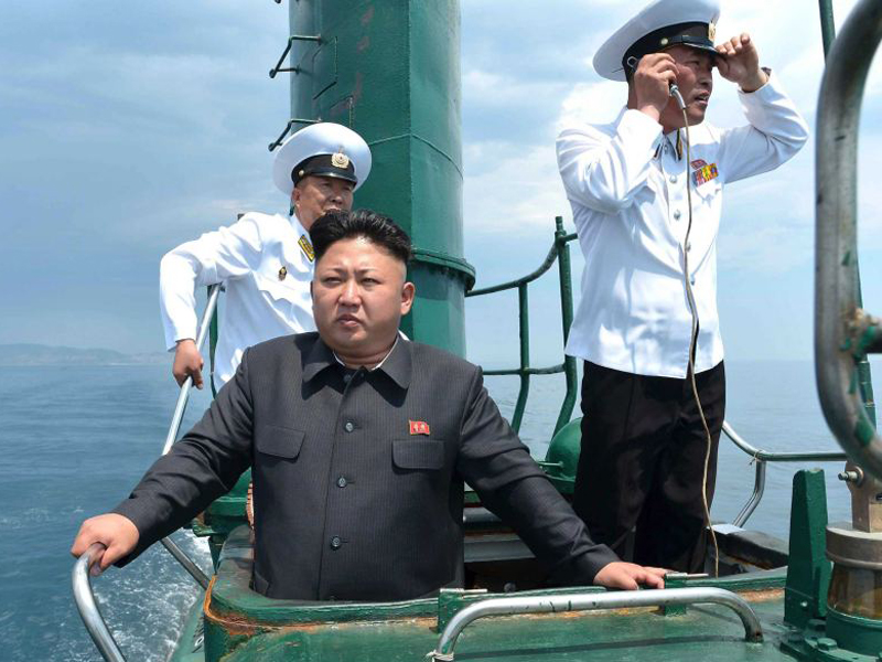 North Korea and the US have been bitter rivals in recent years. Photo: AAP