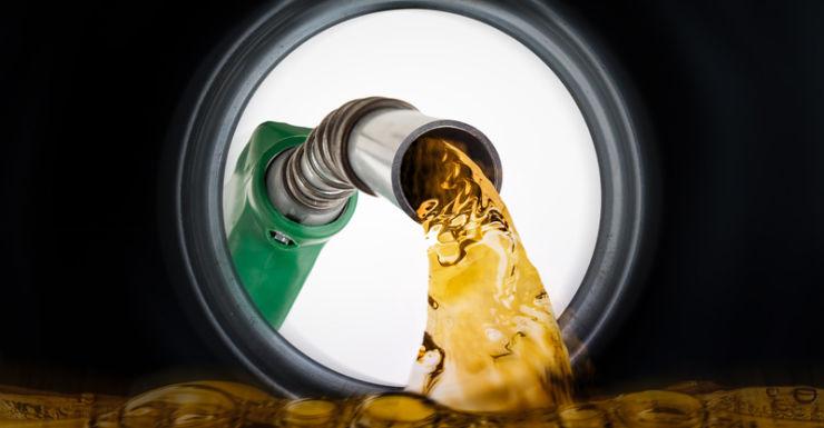 Saving petrol