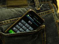 pocket-dial