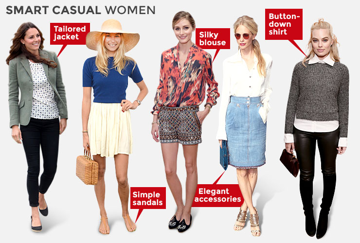 Smart Casual Women