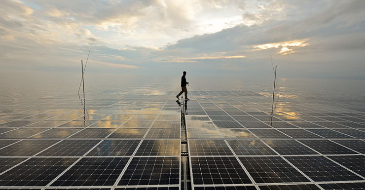 Getty, solar, photovoltaic