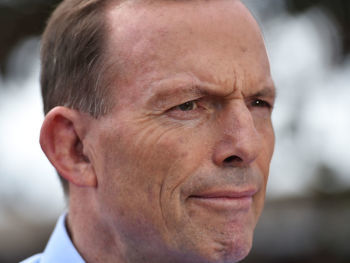 Tony Abbott says he had not discussed Joe Hockeys involvement with a pro-republic committee with the Federal Treasurer before it was announced on Wednesday. Photo: AAP