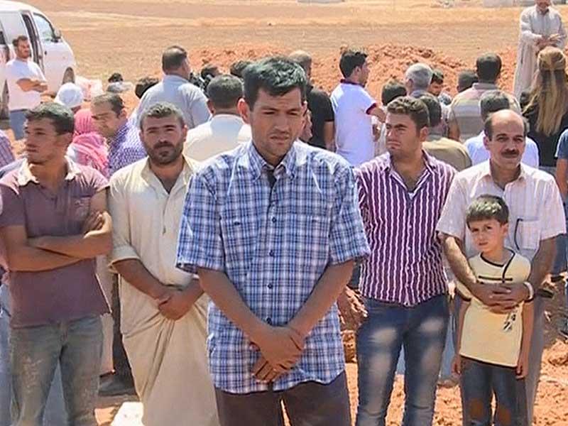 Aylan Kurdi family