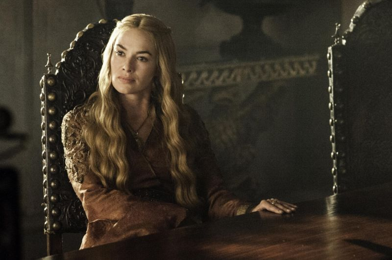 Lena Headey as Cersei Lannister in Game of Thrones. Getty