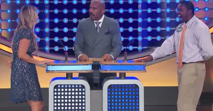 This is the weirdest Family Feud answer | The New Daily