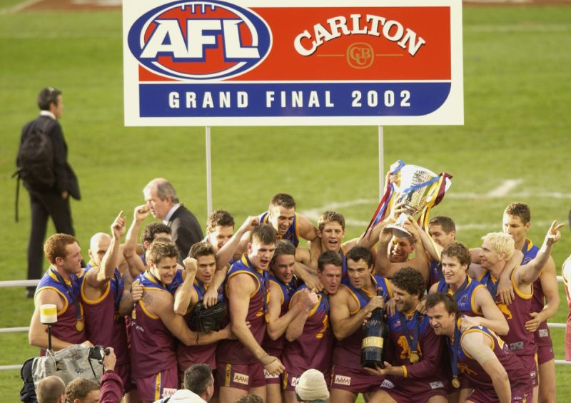 Brisbane Lions 2002