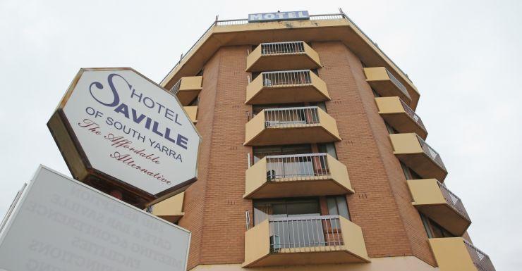 The Block hotel