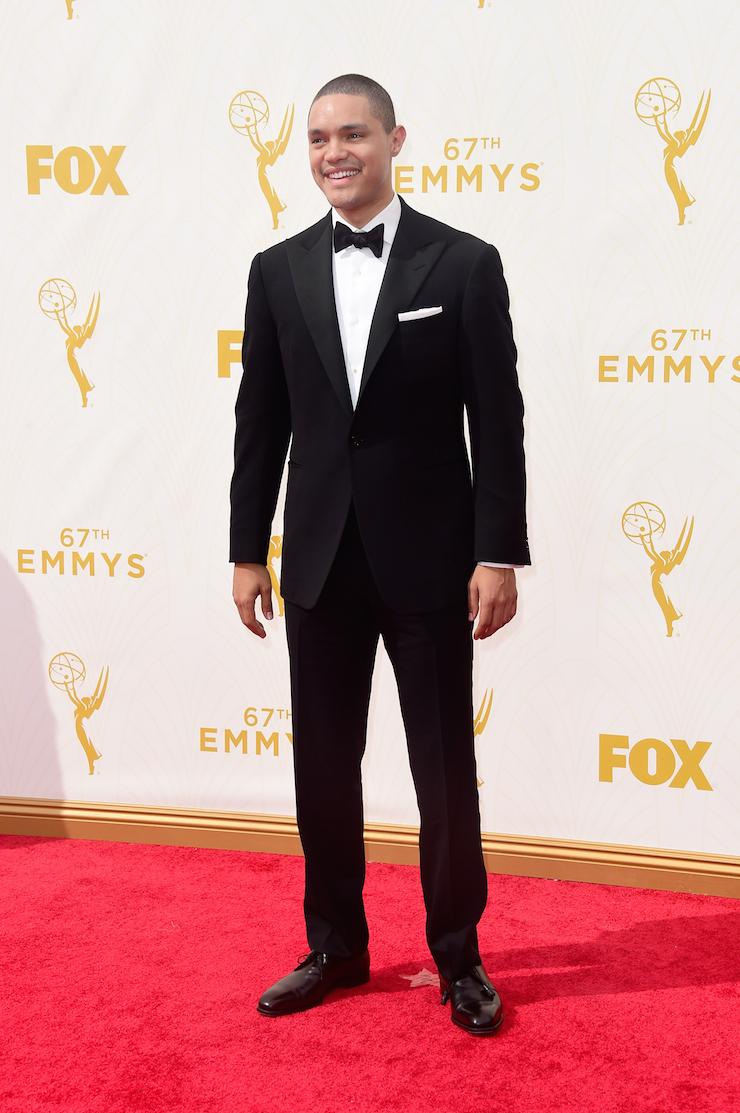 New 'Daily Show' host Trevor Noah.