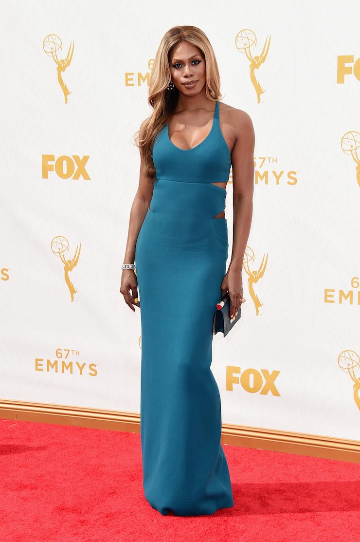 'Orange is the New Black' star Laverne Cox.