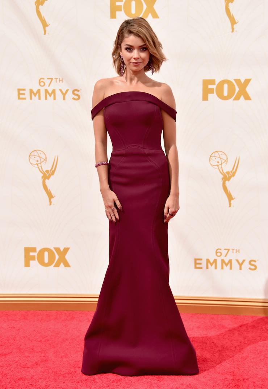 'Modern Family' star Sarah Hyland.