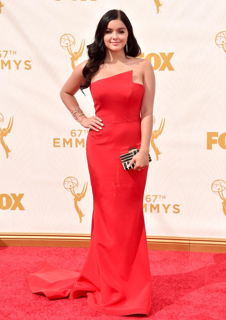 'Modern Family' actress Ariel Winter.