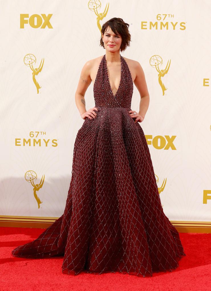 'Game of Thrones' star Lena Headey.
