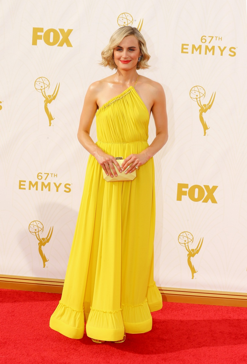 'Orange is the New Black' star Taylor Schilling.