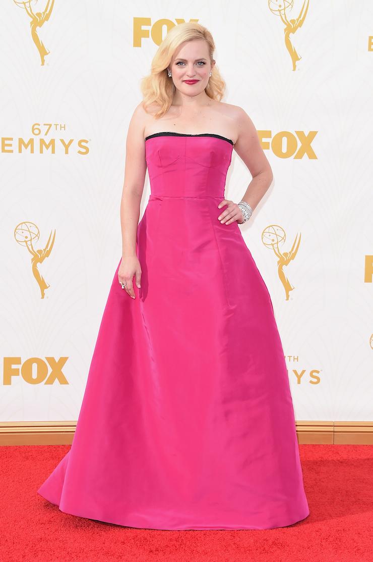 'Mad Men' star Elisabeth Moss.