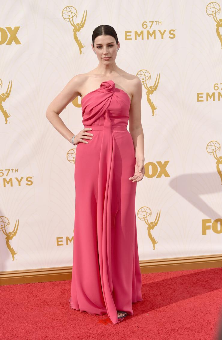 'Mad Men' actress Jessica Pare.