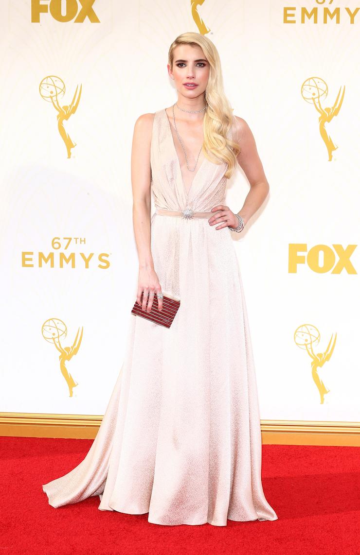Actress Emma Roberts.