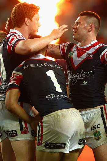 The Roosters are the sole Sydney side remaining in the competition. Photo: Getty