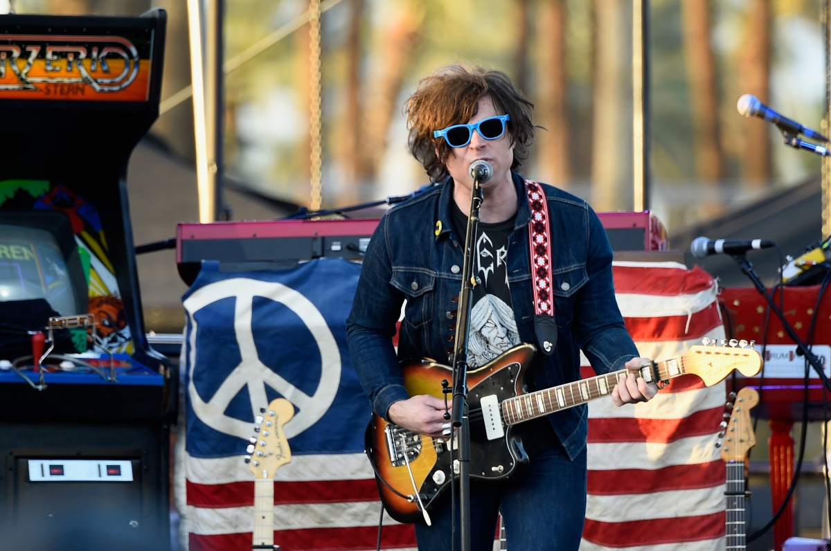 Ryan Adams versions of Taylor Swift's songs are earning him new fans. Getty