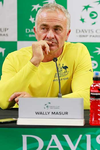 Wally Masur has some thinking to do ahead of our trip to Scotland. Photo: Getty
