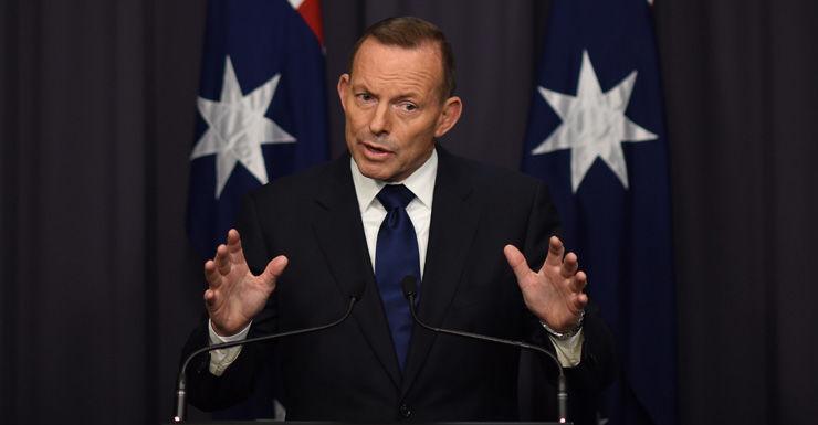 Tony Abbott announces Syrian refugee intake increase
