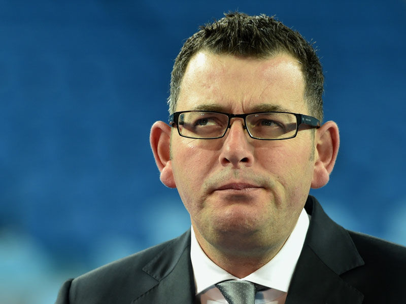 Premier Daniel Andrews is under fire for payments during his campaign.
