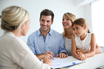 Meeting with your real estate agent is a crucial step.