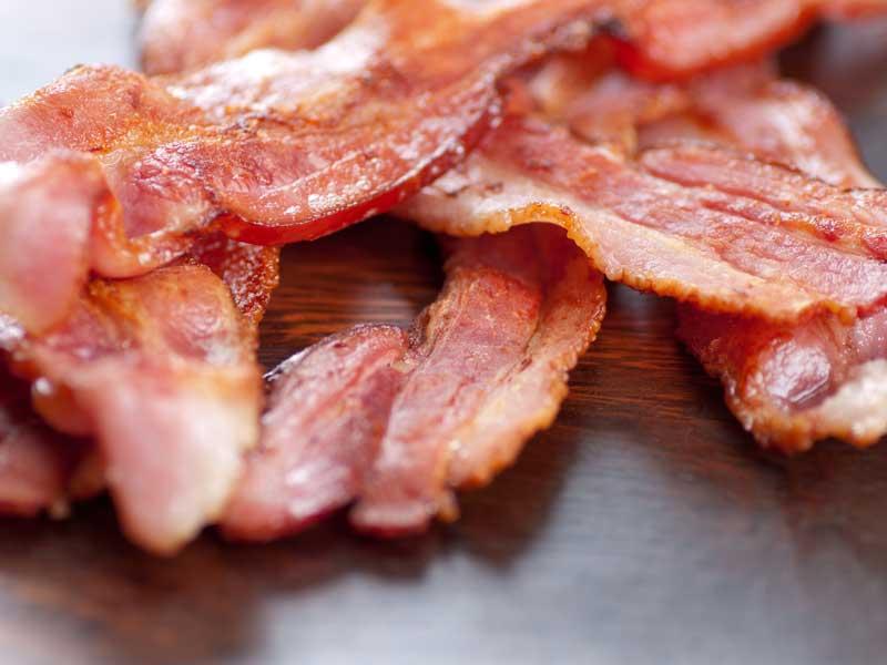 bacon glorious bacon