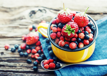 Berry eaters reported the most weight loss. Photo: Shutterstock