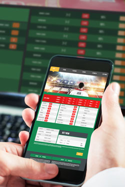 Betting companies can - and will - monitor all your activity on their platforms. Photo: Shutterstock
