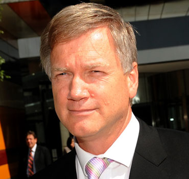Controversial commentator Andrew Bolt says Cory Bernardi is the man for the job.
