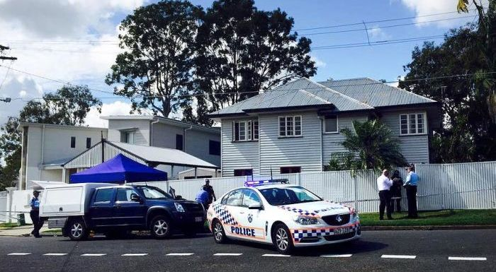 daughter found dead and her dad is in custody queensland
