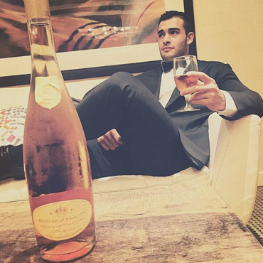 Moscato is now gender balanced. Rose was already. Photo: Instagram.