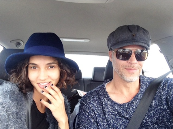 Sandra Bullock's new 'bad boy' model boyfriend   The New Daily Sandra Bullock's Son