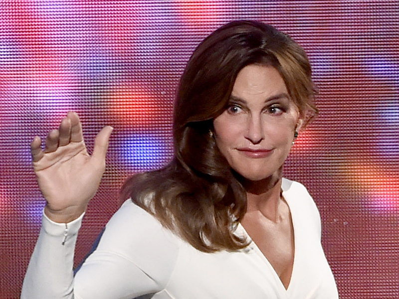 Caitlin Jenner's sex change legally recognised   The New Daily