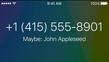 caller-id-suggestion