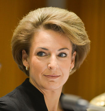 Ms Cash was shocked that some Aussie men thought violence against women was okay.